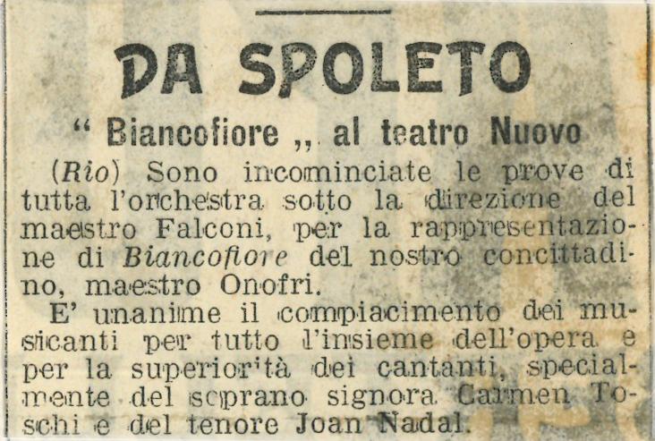 Il Messaggero | Agosto 1911