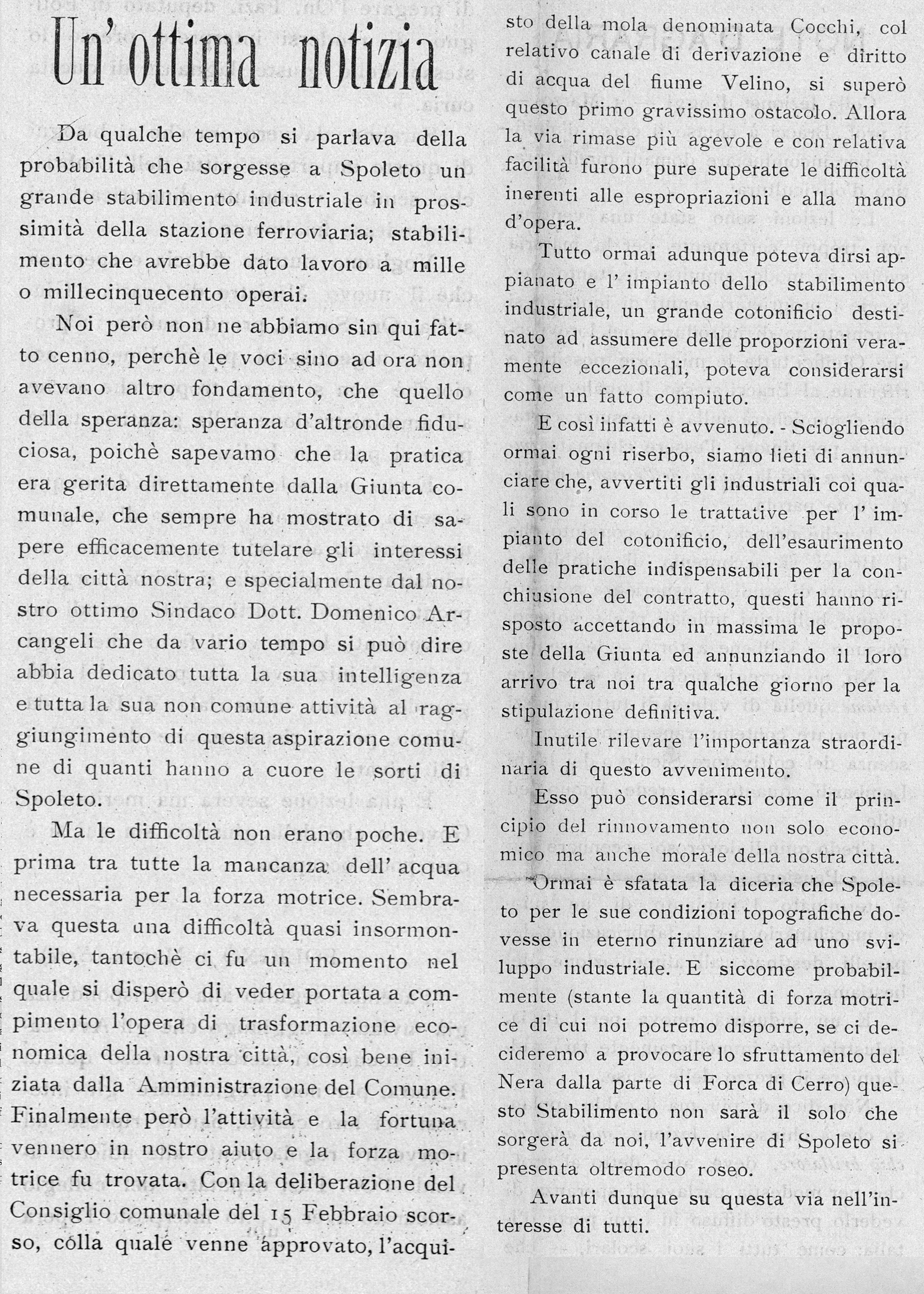 Il Pensiero Radicale | 1 marzo 1906