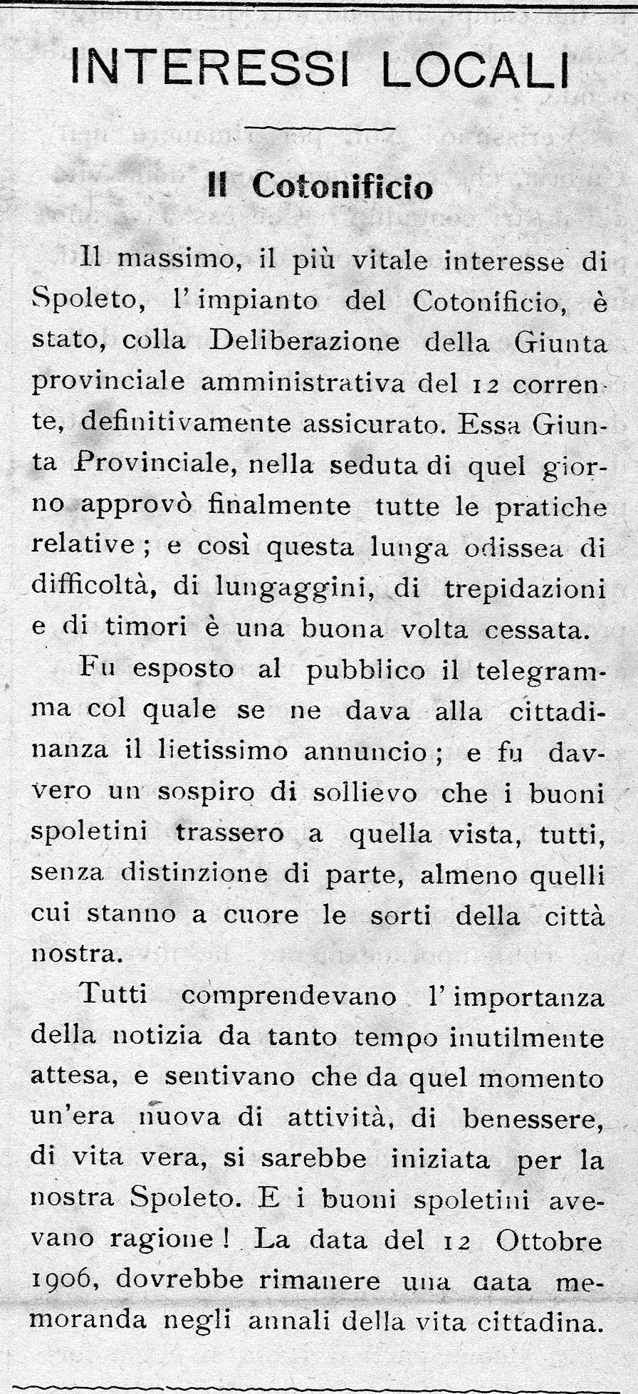 Il Pensiero Radicale   15 ottobre 1906