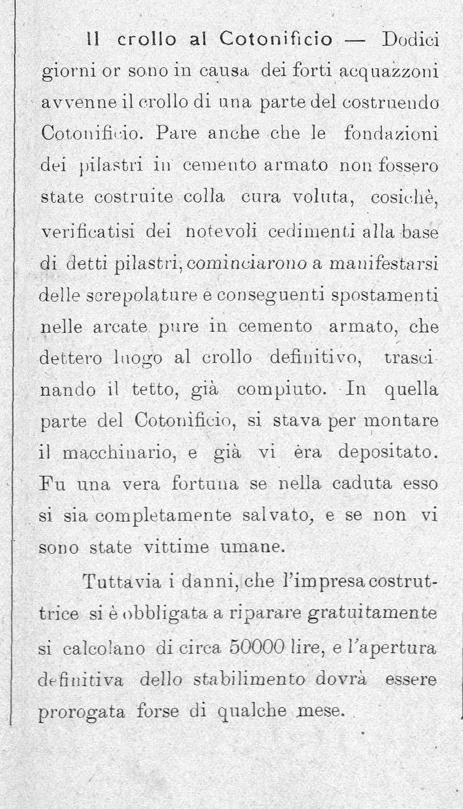 Il Pensiero Radicale   15 ottobre 1907