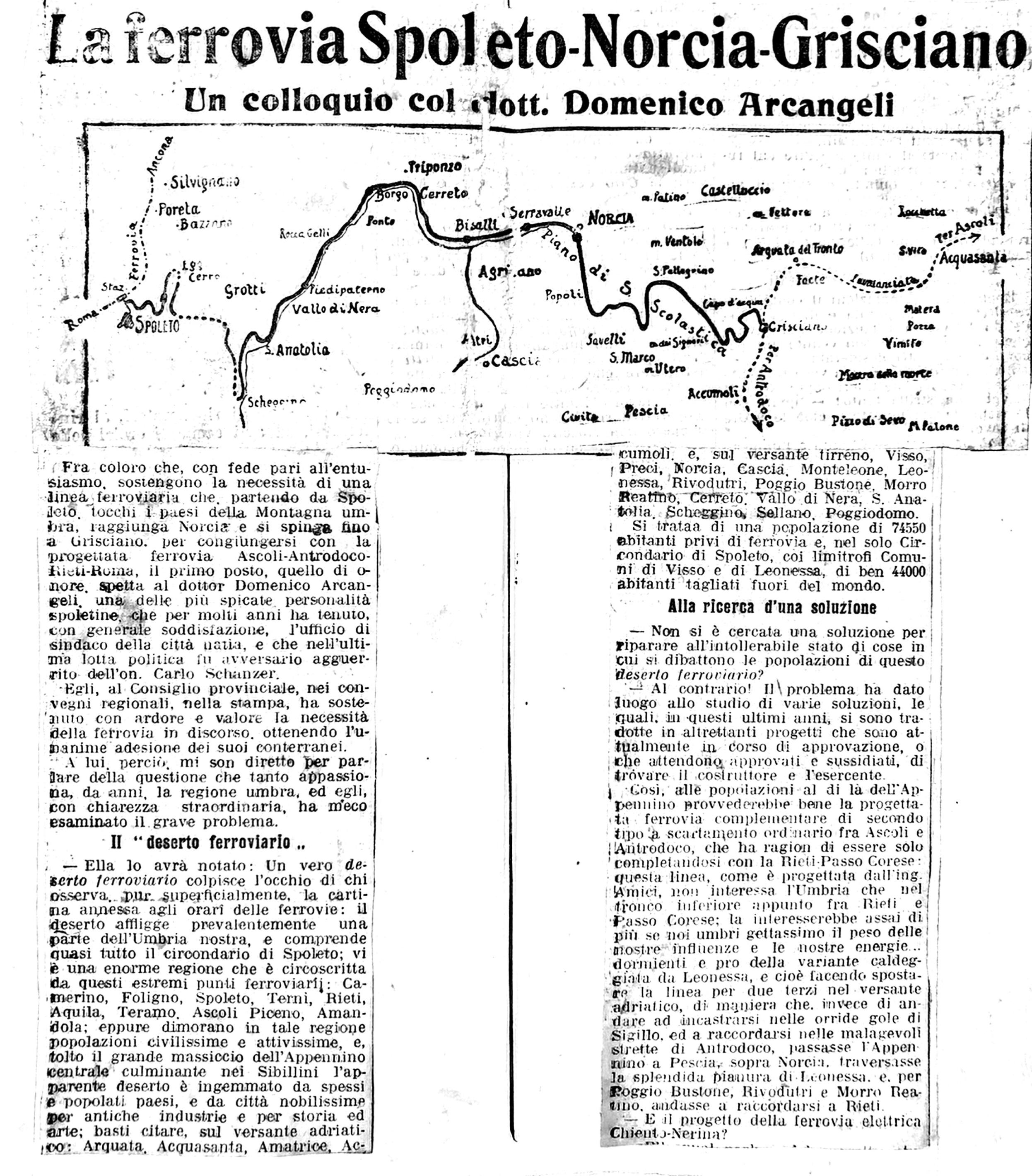 Il Messaggero | 12 maggio 1910 (1)