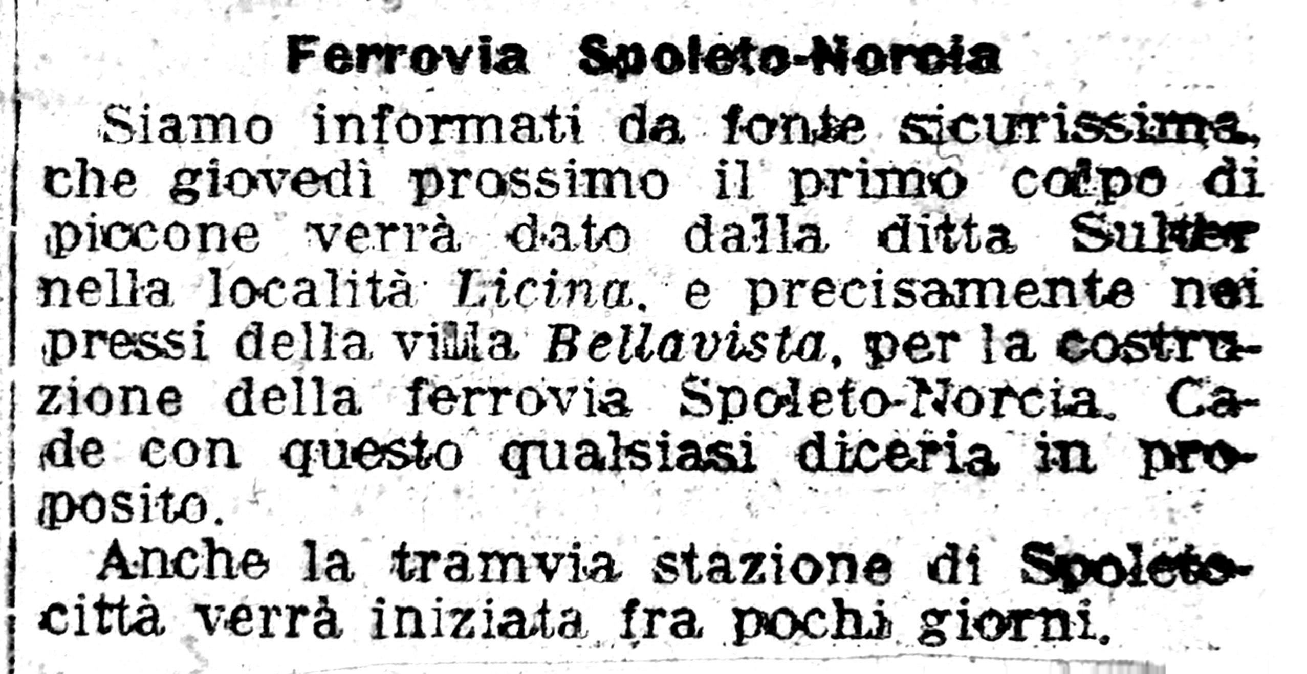 Il Messaggero | 14 settembre 1913