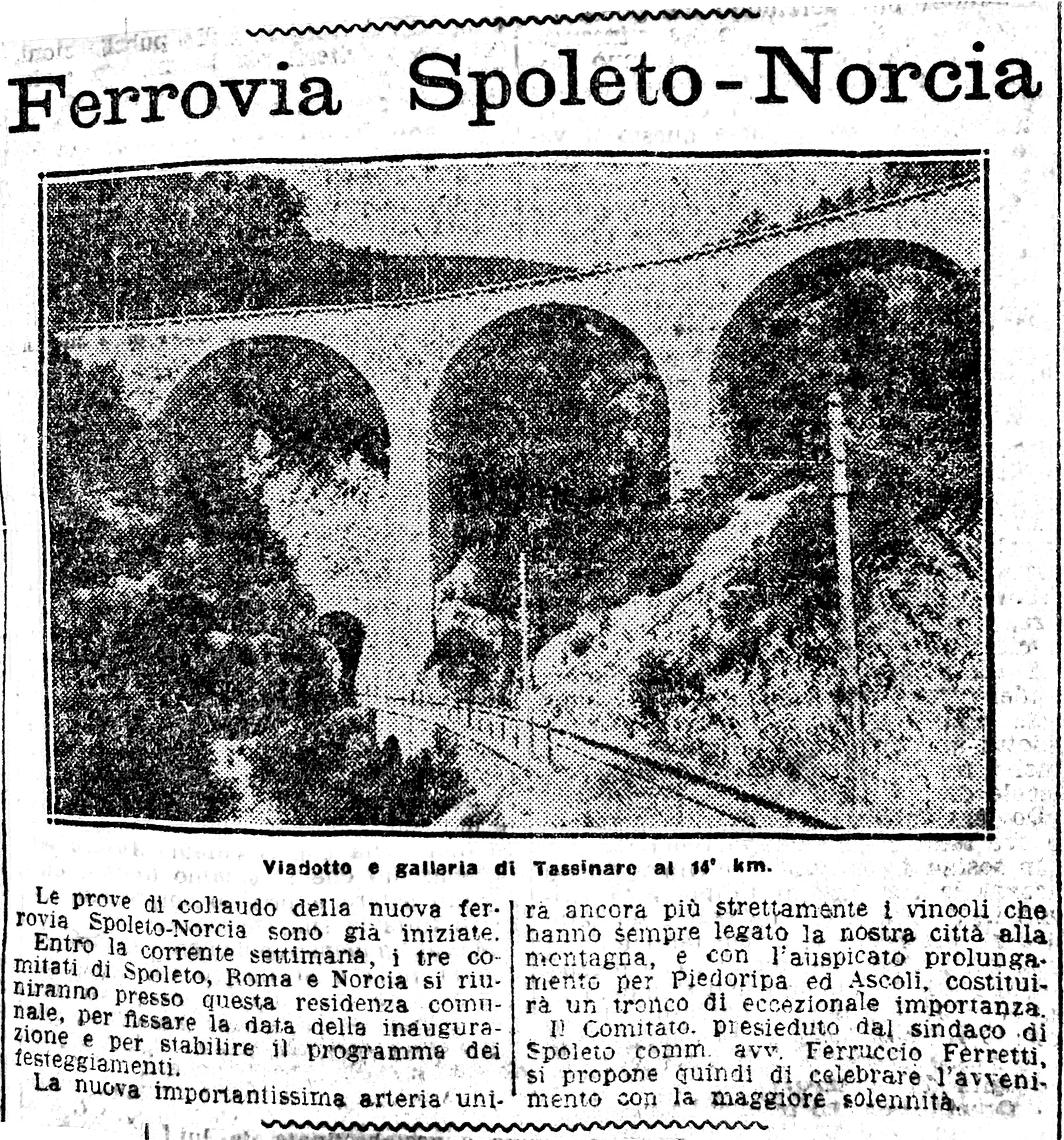 Il Messaggero Settembre 1926
