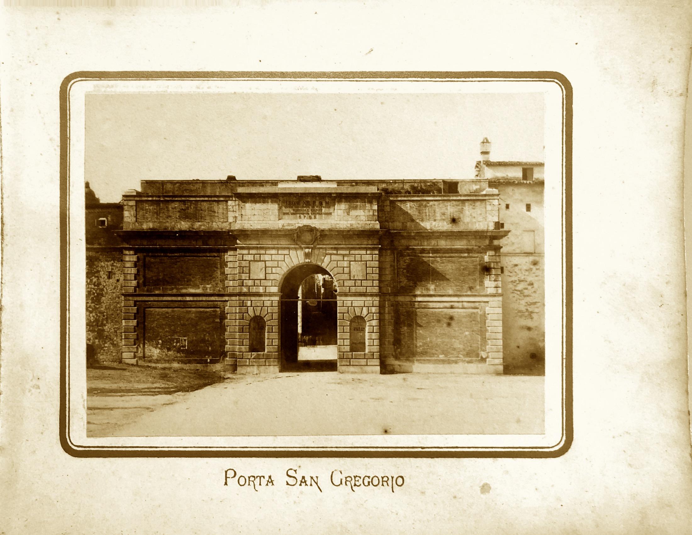 Porta Leonina
