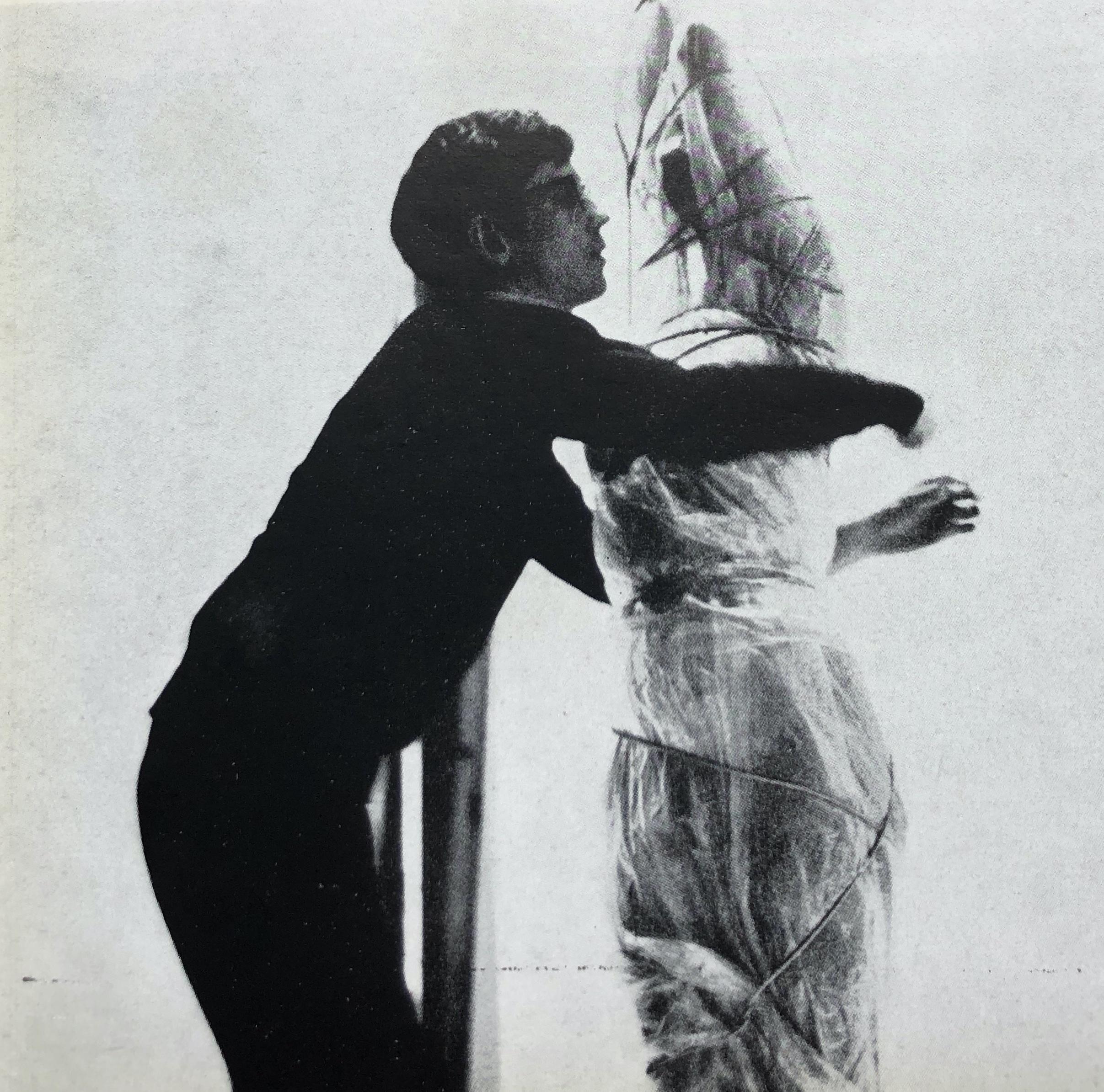 Foto tratta dal programma del Festival del '68