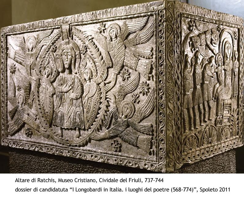 Cividale del Friuli   Altare di Ratchis