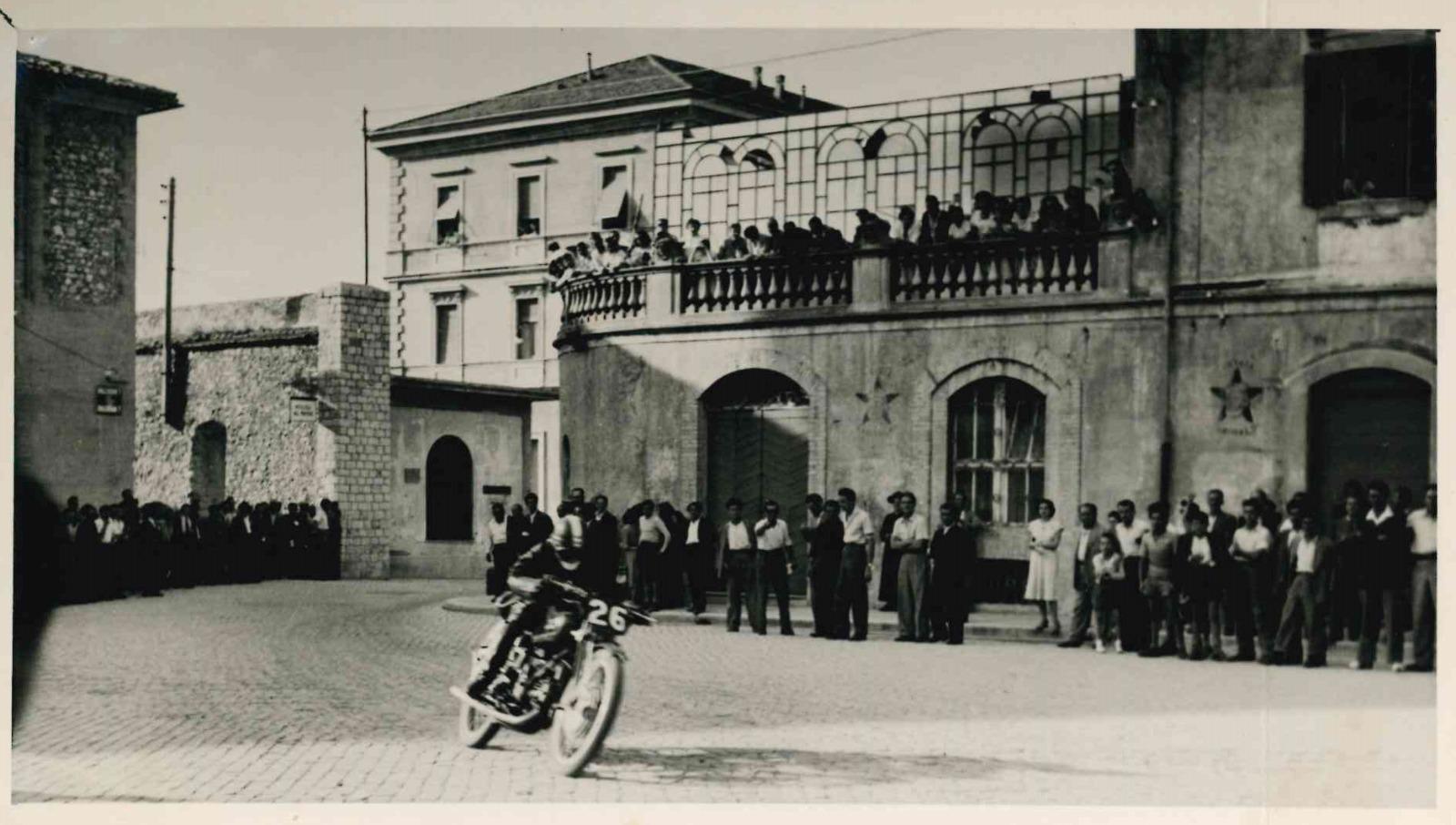 Circuito Motociclistico di Spoleto | 14.9.1947