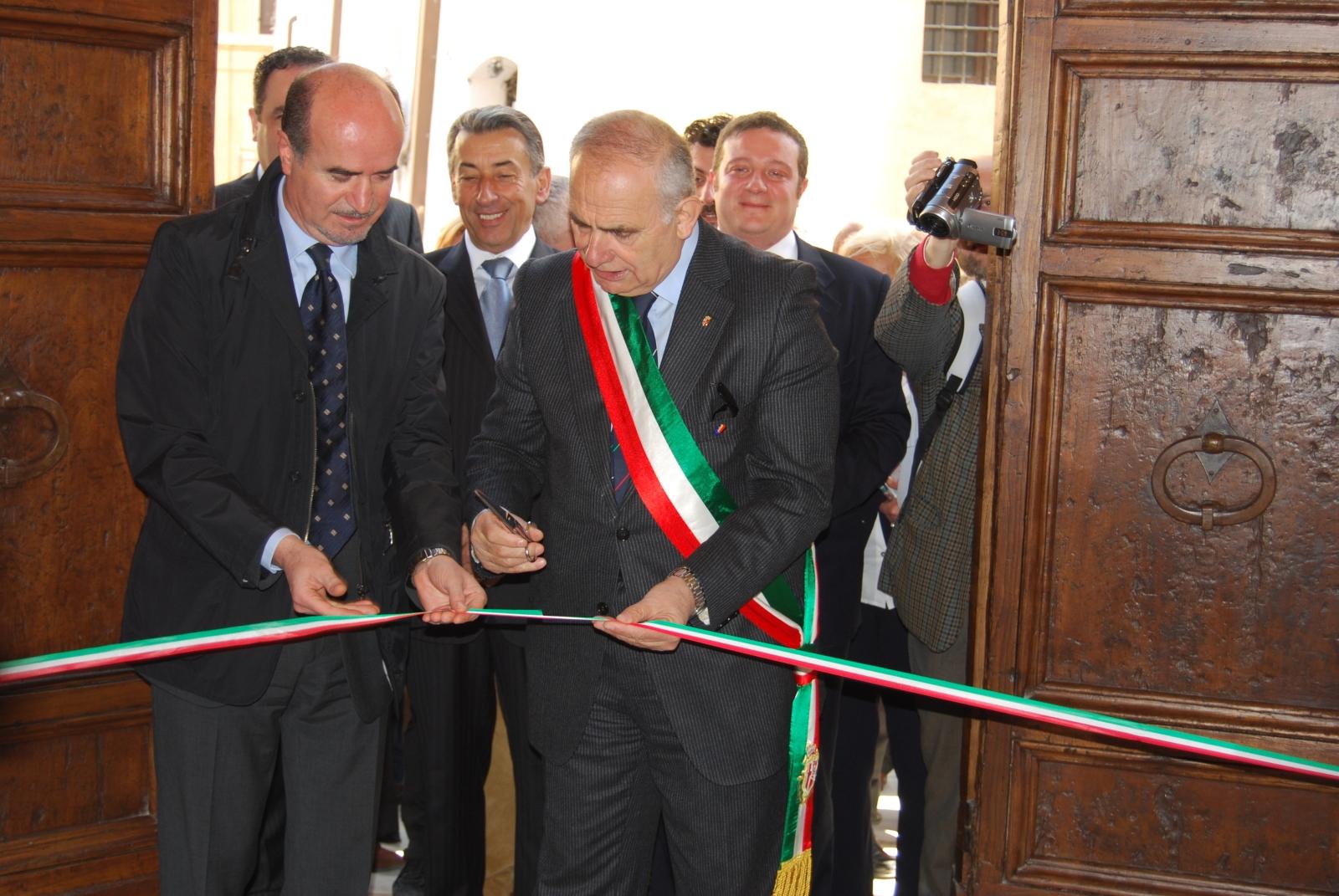 Palazzo Mauri | Inaugurazione 2009