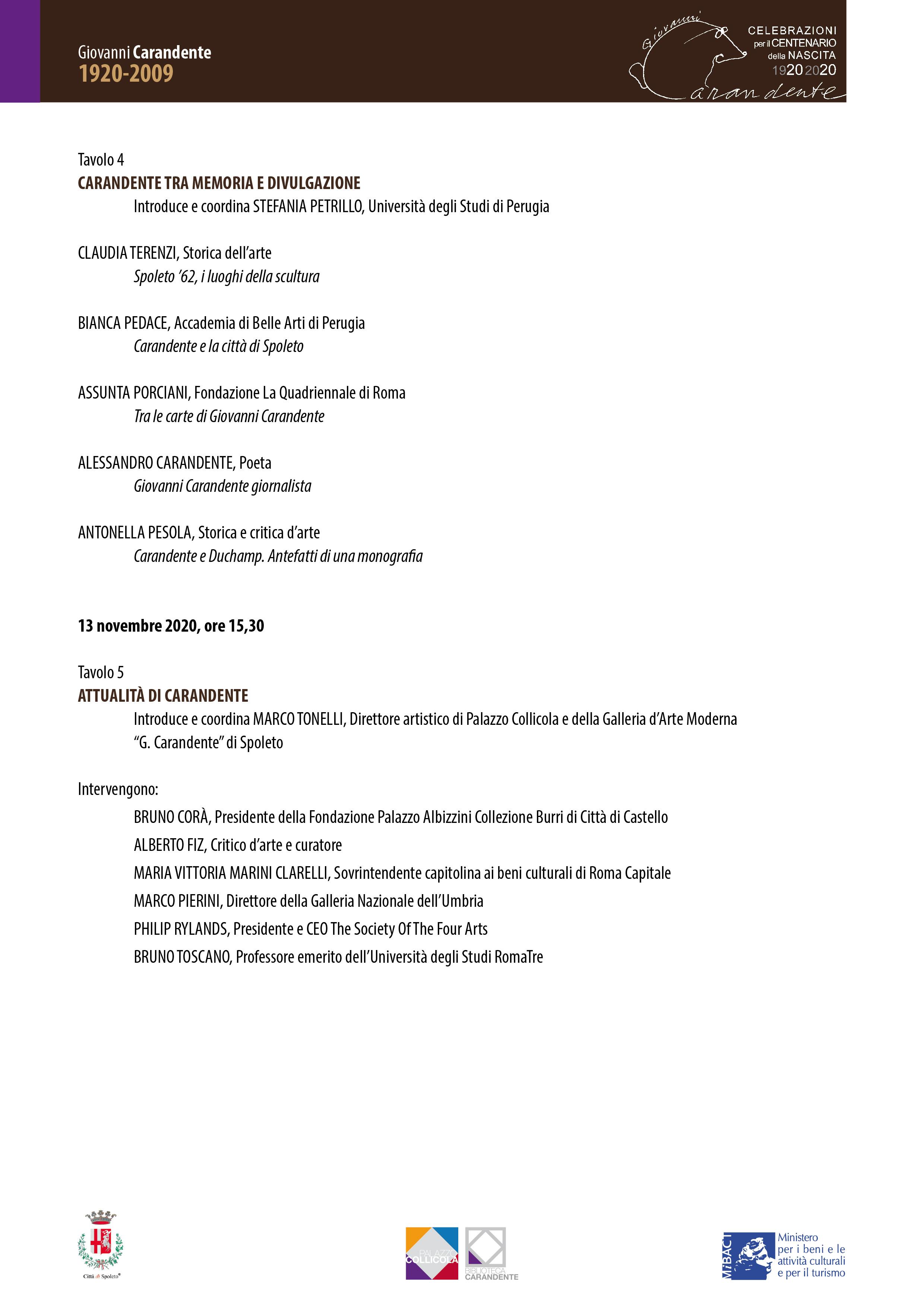 Programma   Pagina 3