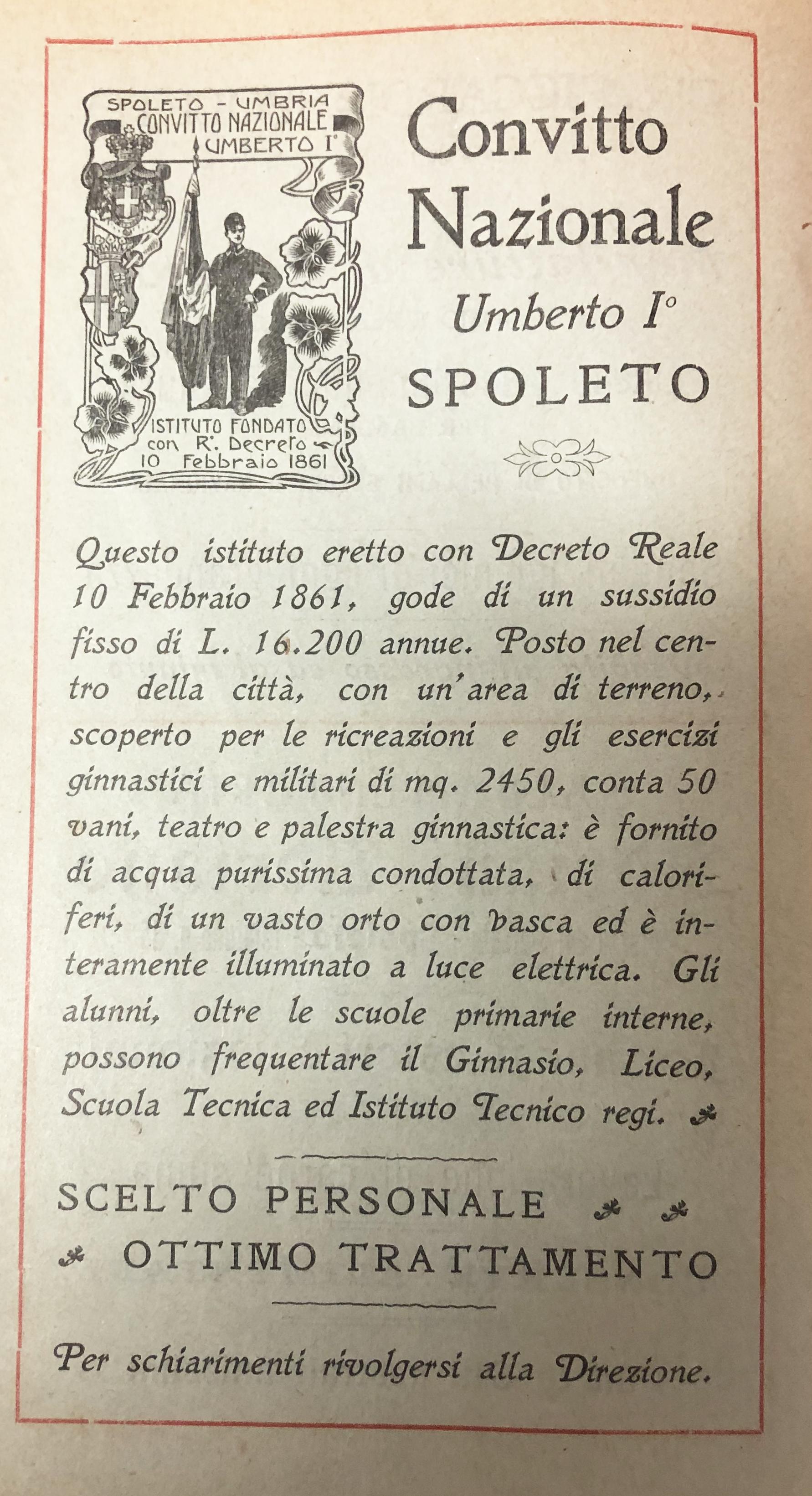 Convitto Nazionale Umberto I