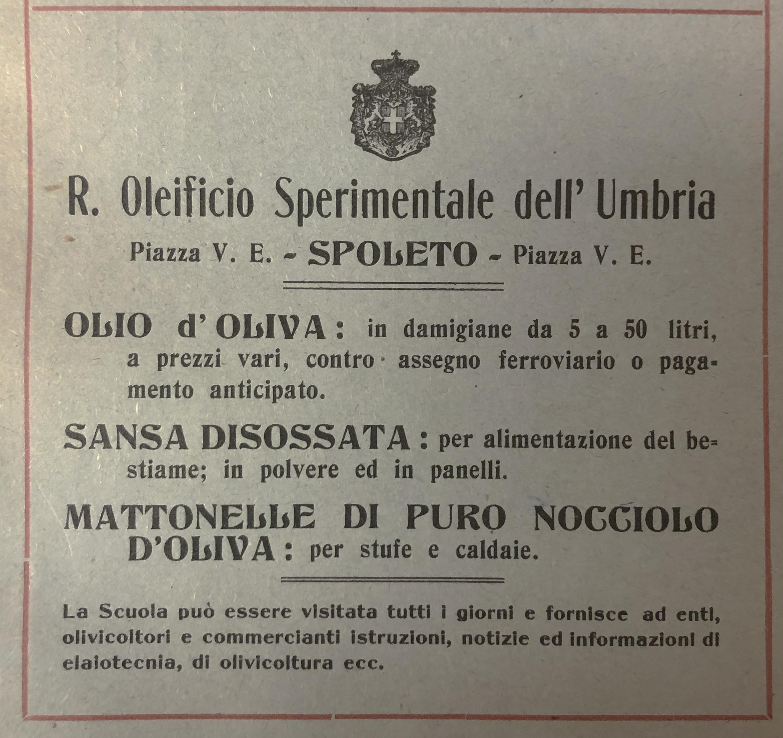 Regio Oleificio Sperimentale