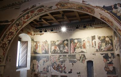 <!--:it-->La seduzione dell'amore - Passeggiata romantica a San Valentino<!--:--><!--:en-->Love seduction - A Romantic Stroll on St. Valentine's Day<!--:--> @ Rocca Albornoziana - Museo Nazionale del Ducato