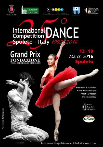 <!--:it-->Settimana Internazionale della Danza<!--:--><!--:en-->International Week of Dance<!--:--> @ Complesso Monumentale di San Nicolò | Spoleto | Umbria | Italia