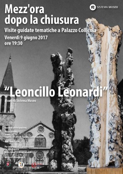 <!--:it-->Mezz'ora dopo la chiusura - LEONCILLO LEONARDI<!--:--><!--:en-->Mezz'ora dopo la chiusura - LEONCILLO LEONARDI<!--:--> @ Palazzo Collicola Arti Visive | Spoleto | Umbria | Italia
