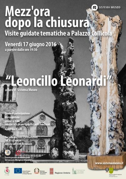 <!--:it-->Mezz'ora dopo la chiusura - Leoncillo Leonardi<!--:--> @ Palazzo Collicola Arti Visive | Spoleto | Umbria | Italia