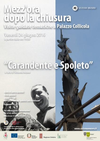 <!--:it-->Mezz'ora dopo la chiusura - Giovanni Carandente<!--:--><!--:en-->Mezz'ora dopo la chiusura - Giovanni Carandente<!--:--> @ Palazzo Collicola Arti Visive | Spoleto | Umbria | Italia