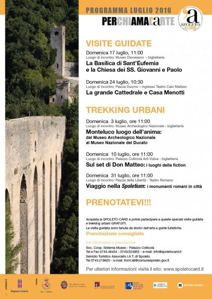 <!--:it-->Visite guidate e trekking urbani inclusi nella Spoleto Card<!--:--> @ Rocca Albornoziana | Spoleto | Umbria | Italia