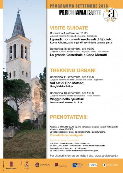<!--:it-->Visita Guidata Spoleto Card: Rocca Albornoziana e Camera Pinta<!--:--> @ Rocca Albornoziana | Spoleto | Umbria | Italia