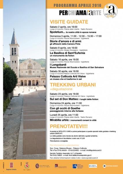 <!--:it-->Visite guidate e trekking urbani inclusi nella Spoleto Card<!--:--> @ Basilica di Sant'Eufemia | Spoleto | Umbria | Italia