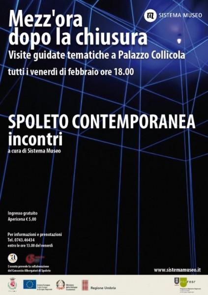 <!--:it-->Mezz'ora dopo la chiusura - Spoleto Contemporanea<!--:--> @ Palazzo Collicola Arti Visive | Spoleto | Umbria | Italia