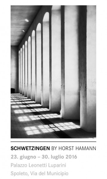 <!--:it-->Mostra fotografica: SCHWETZINGEN by Horst Hamann<!--:--><!--:en-->Photographic Exhibition: SCHWETZINGEN by Horst Hamann<!--:--> @ Palazzo Leonetti Luparini | Spoleto | Umbria | Italia