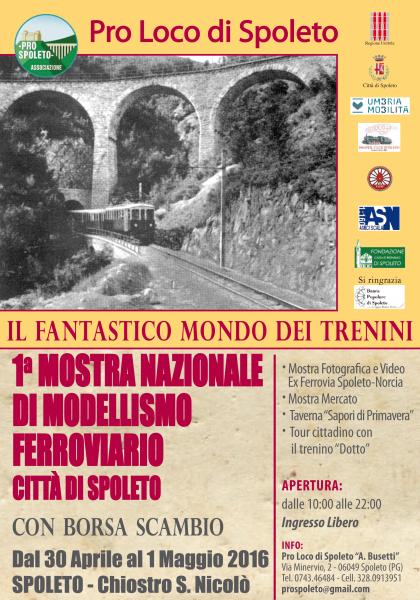 <!--:it-->1a Mostra Nazionale di Modellismo Ferroviario<!--:--> @ Complesso Monumentale di San Nicolò