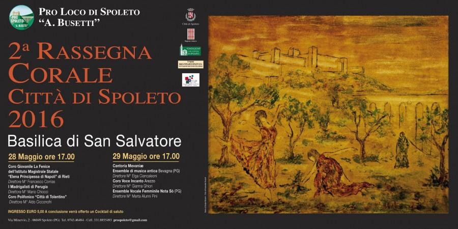 """<!--:it-->II Rassegna Corale Nazionale """"Città di Spoleto""""<!--:--><!--:en-->""""Città di Spoleto"""" National Choir Festival<!--:-->"""