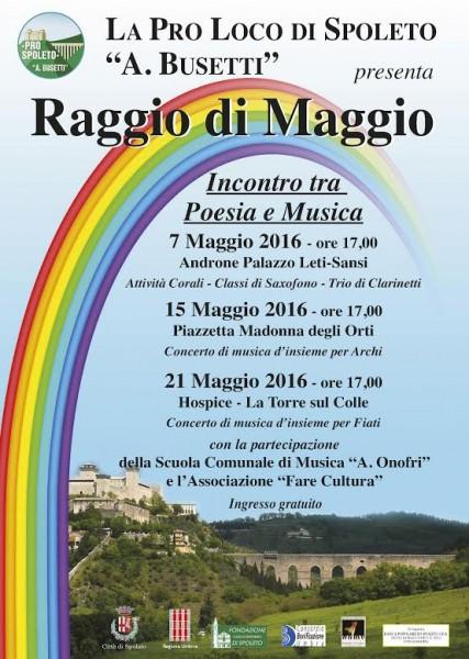 <!--:it-->Raggio di Maggio - 2a edizione<!--:--> @ Androne di Palazzo Leti-Sansi | Spoleto | Umbria | Italia