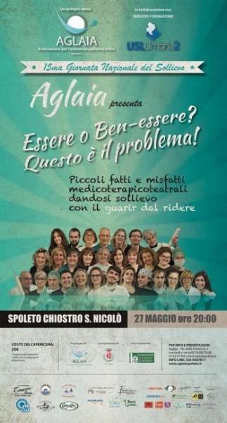 <!--:it-->Giornata Nazionale del Sollievo<!--:--> @ Complesso Monumentale di San Nicolò | Spoleto | Umbria | Italia