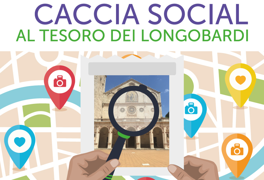 <!--:it-->Caccia social al tesoro dei Longobardi<!--:--><!--:en-->Social hunt to the treasure of the Lombards<!--:--> @ Spoleto