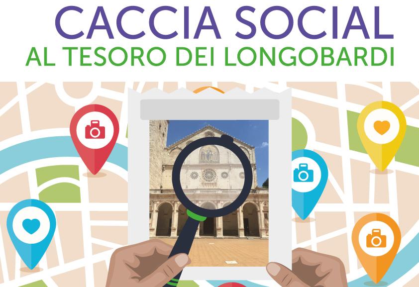 <!--:it-->Caccia social al tesoro dei Longobardi<!--:--><!--:en-->Social hunt to the treasure of the Lombards<!--:--> @ Spoleto