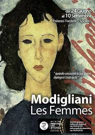 <!--:it-->Amedeo Modigliani, LES FEMMES<!--:--> @ Palazzo Tordelli | Spoleto | Umbria | Italia