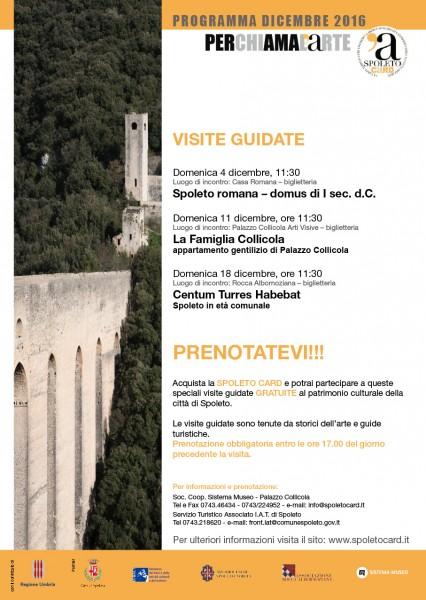 <!--:it-->Visite guidate Spoleto Card<!--:--> @ Casa Romana | Spoleto | Umbria | Italia