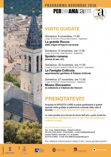 <!--:it-->Visite guidate Spoleto Card<!--:--> @ Rocca Albornoziana | Spoleto | Umbria | Italia