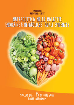 <!--:it-->Convegno: Nutraceutica nelle malattie endocrine e metaboliche: quali evidenze?<!--:--> @ Albornoz Palace Hotel | Spoleto | Umbria | Italia