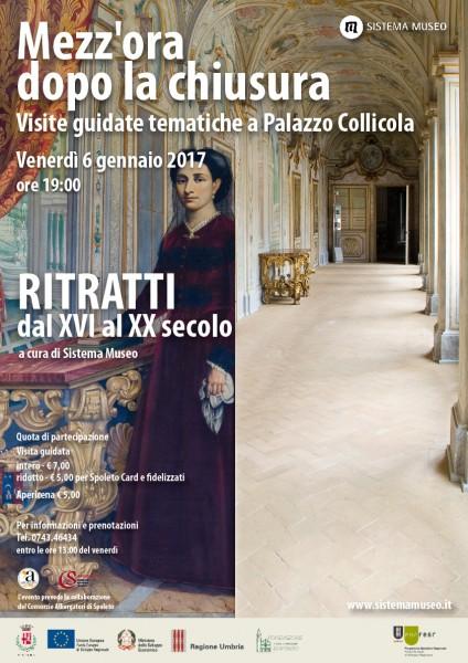 <!--:it-->Mezz'ora dopo la chiusura - RITRATTI<!--:--> @ Palazzo Collicola Arti Visive | Spoleto | Umbria | Italia