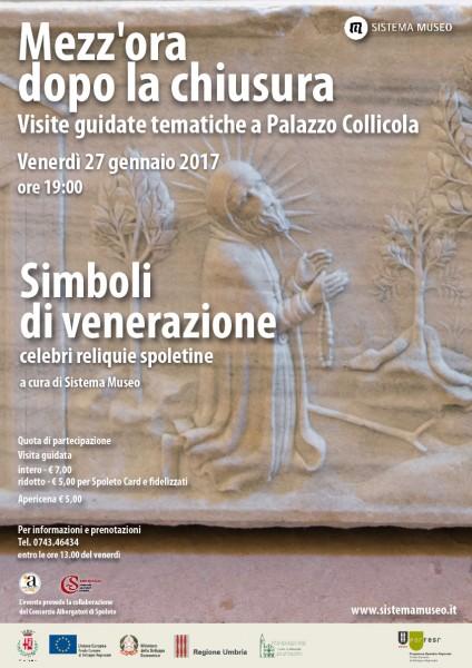 <!--:it-->Mezz'ora dopo la chiusura - SIMBOLI DI VENERAZIONE<!--:--><!--:en-->Mezz'ora dopo la chiusura - SYMBOLS OF VENERATION<!--:--> @ Palazzo Collicola Arti Visive | Spoleto | Umbria | Italia