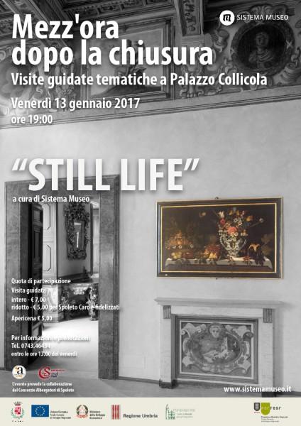 <!--:it-->Mezz'ora dopo la chiusura - STILL LIFE<!--:--><!--:en-->Mezz'ora dopo la chiusura - STILL LIFE<!--:--> @ Palazzo Collicola Arti Visive | Spoleto | Umbria | Italia