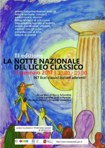 <!--:it-->Notte Bianca del Liceo Classico<!--:--> @ Palazzo Toni | Spoleto | Umbria | Italia