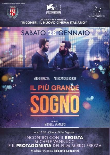 <!--:it-->Incontri – Il nuovo cinema italiano<!--:--> @ Sala Pegasus | Spoleto | Umbria | Italia