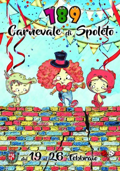 <!--:it-->189° Carnevale di Spoleto<!--:--><!--:en-->189th Carnival of Spoleto<!--:--> @ Spoleto | Umbria | Italia