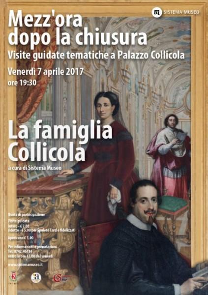 <!--:it-->Mezz'ora dopo la chiusura - LA FAMIGLIA COLLICOLA<!--:--><!--:en-->Mezz'ora dopo la chiusura - THE COLLICOLA FAMILY<!--:--> @ Palazzo Collicola Arti Visive   Spoleto   Umbria   Italia