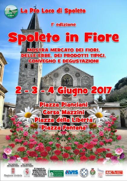 <!--:it-->SPOLETO IN FIORE<!--:--><!--:en-->SPOLETO IN FIORE<!--:--> @ Spoleto | Spoleto | Umbria | Italia