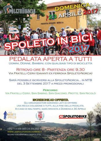 <!--:it-->Spoleto in Bici 2017<!--:--><!--:en-->Spoleto in Bici 2017<!--:--> @ Spoleto