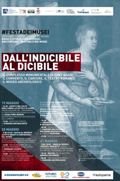 <!--:it-->#FESTADEIMUSEI - Museo Archeologico Nazionale e Teatro Romano<!--:-->