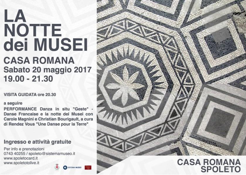<!--:it-->#FESTADEIMUSEI - Casa Romana<!--:--> @ Casa Romana