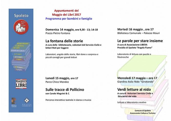 Calendar Spoleto