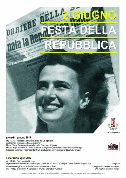<!--:it-->Festa della Repubblica<!--:--> @ Spoleto  | Spoleto | Umbria | Italia