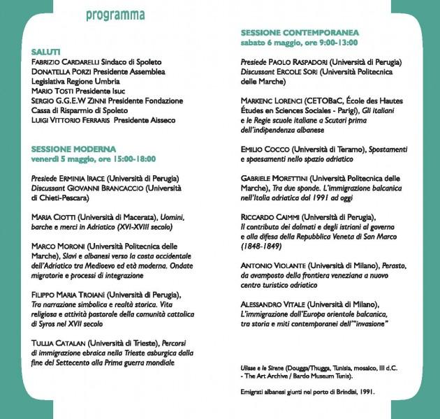 <!--:it-->Convegno di Studi: MIGRANTI DI IERI E DI OGGI<!--:--><!--:en-->Study Convention: Immigrants of Yesterday and Today<!--:--> @ Palazzo Comunale - Sala dello Spagna | Spoleto | Umbria | Italia