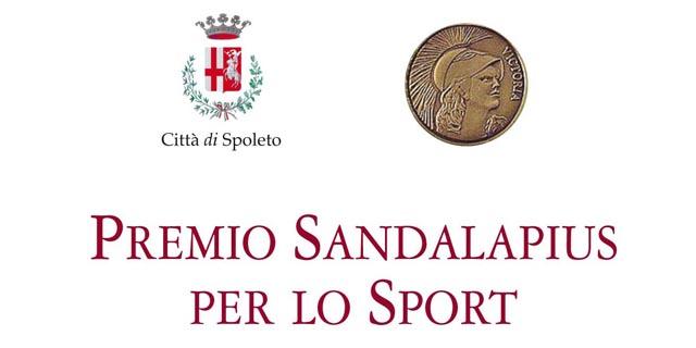 <!--:it-->Premio Sandalapius – Il meglio dello sport spoletino.<!--:--> @ Complesso Monumentale di San Nicolò | Spoleto | Umbria | Italia